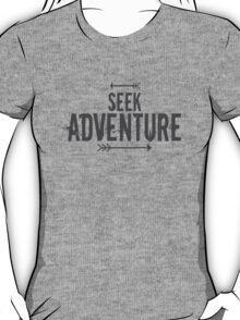 Seek Adventure T-Shirt