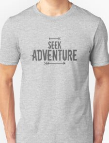 Seek Adventure Unisex T-Shirt