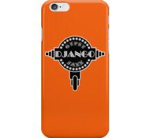 Django Gypsy Guitar CF iPhone Case/Skin