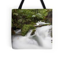 White Water Rafting Tote Bag