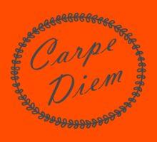 Carpe Diem  Kids Tee