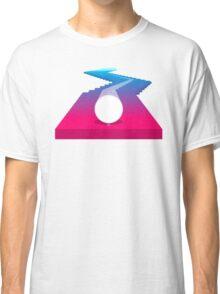 Super Line Rush game icon Classic T-Shirt
