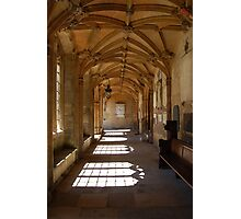 cloisters2 Photographic Print