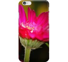THE POWER OF A FLOWER iPhone Case/Skin