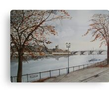 Putney Bridge Canvas Print