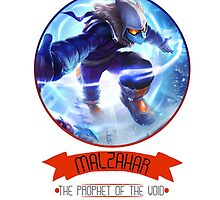 League Of Legends - Malzahar by TheDrawingDuo