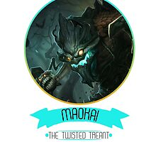 League Of Legends - Maokai by TheDrawingDuo