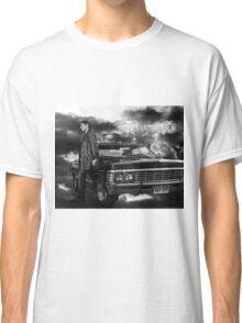 Dean Winchester, Chevy Impala Classic T-Shirt