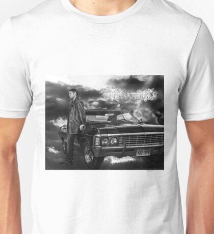 Dean Winchester, Chevy Impala Unisex T-Shirt