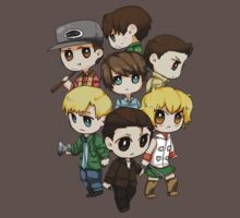 Protagonists of Silent Hill by Reikiwie