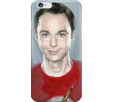 Holy Sheldon iPhone Case/Skin