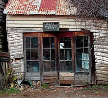 Shopping From Bygone Days - Sofala NSW by Bev Woodman