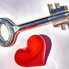 Key to the Heart by Pete Klimek