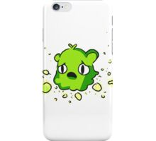 Booger-Bear iPhone Case/Skin