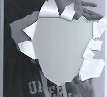 Breaking through paper by dinajalaf