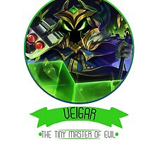 League Of Legends - Veigar by TheDrawingDuo