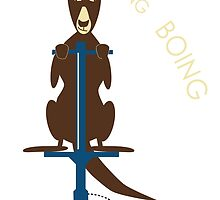 Boing...boing...boing by Kristi Nobers