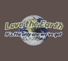 Love the earth Kids Clothes