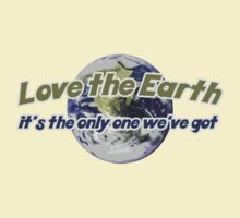 Love the earth by Boogiemonst
