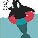 Splish Splash by Kristi Nobers