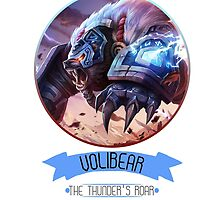 League Of Legends - Volibear by TheDrawingDuo