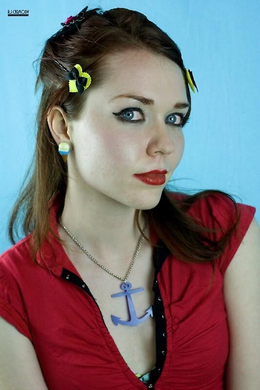 my jewellery i make by rockabillykat