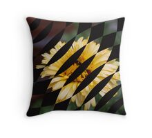 Abstract Emotion Throw Pillow