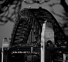 Sydney Harbour Bridge by Crispin  Gardner IPA