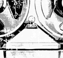 60's Style Reel to Reel Tape Deck Sticker