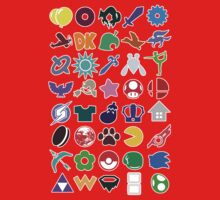 Super Smash Kids Clothes