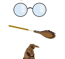 Harry Potter Icons by ToriTori
