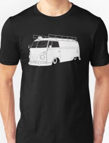 VW Type 2 Panel Van Unisex T-Shirt