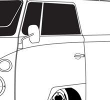 VW Type 2 Panel Van Sticker