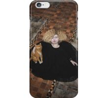 Precious on the floor iPhone Case/Skin