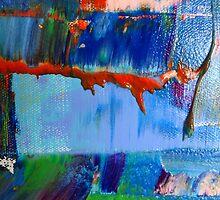 WET PAINT #199 by Jacqueline  Athmann