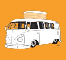 VW Type 2 Camper by Tedri