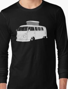 VW Type 2 Camper Long Sleeve T-Shirt