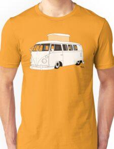 VW Type 2 Camper Unisex T-Shirt