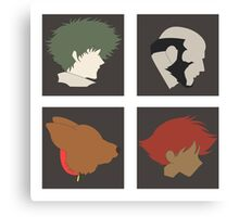 Cowboy Bebop - Partners Canvas Print