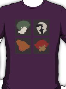 Cowboy Bebop - Partners T-Shirt