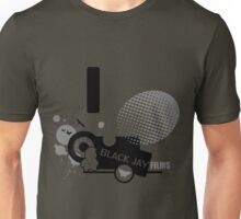 Black Jay Films  T-shirt 001 Unisex T-Shirt