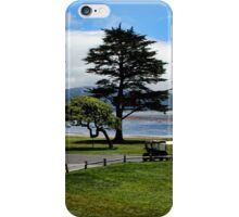 18th At Pebble Beach iPhone Case/Skin