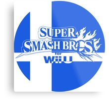 Super Smash Bros. For Wii U Metal Print