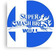Super Smash Bros. For Wii U Canvas Print