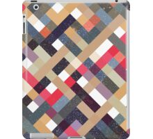 Retro Geometric Pattern iPad Case/Skin