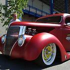 Hemrod 40 Ford by dwcdaid