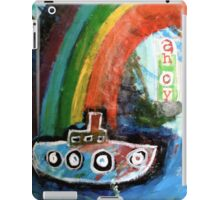 ahoy there  iPad Case/Skin
