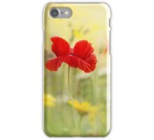 wild and free iPhone Case/Skin