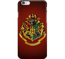 HOGWARTS - HARRY POTTER iPhone Case/Skin