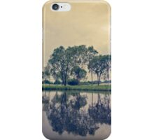 Calm Summer Morning iPhone Case/Skin